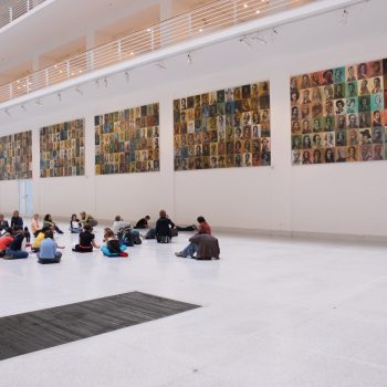 National Galerie Prag, 2007, photo by Serge de Waha
