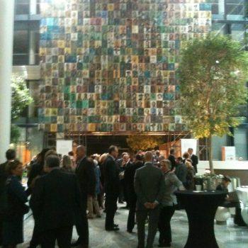 Art Atrium, Covent Garden, Brüssel, 2011