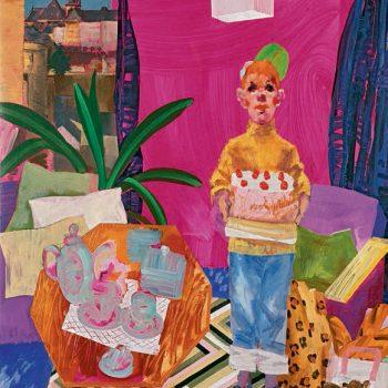 Oberweis - 2008, 200 x 130 cm